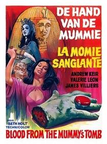 Sangue no Sarcófago da Múmia - Poster / Capa / Cartaz - Oficial 5