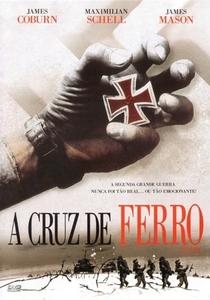 A Cruz de Ferro - Poster / Capa / Cartaz - Oficial 6