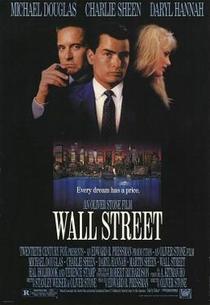 Wall Street - Poder e Cobiça - Poster / Capa / Cartaz - Oficial 1