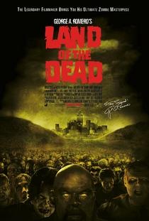 Terra dos Mortos - Poster / Capa / Cartaz - Oficial 1