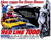 Faixa Vermelha 7000 - Poster / Capa / Cartaz - Oficial 2