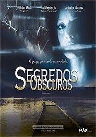 Segredos Obscuros  - Poster / Capa / Cartaz - Oficial 1