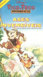 Tico e Teco - Ases Invencíveis - Poster / Capa / Cartaz - Oficial 1