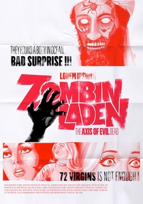 Zombin Laden: The Axis of Evil Dead - Poster / Capa / Cartaz - Oficial 1