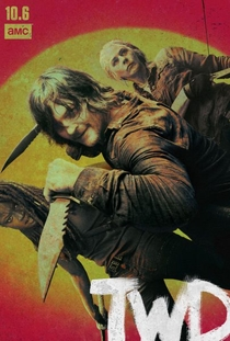 The Walking Dead (10ª Temporada) - Poster / Capa / Cartaz - Oficial 2