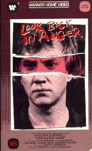 Look Back in Anger - Poster / Capa / Cartaz - Oficial 3