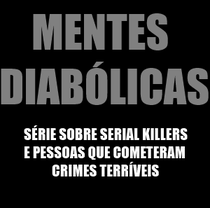 Mentes Diabólicas - Poster / Capa / Cartaz - Oficial 1