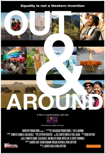 Out and Around - Poster / Capa / Cartaz - Oficial 1