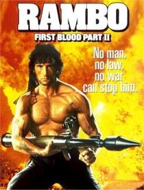 Rambo II - A Missão - Poster / Capa / Cartaz - Oficial 11