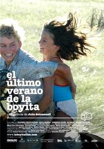 O Último Verão de La Boyita - Poster / Capa / Cartaz - Oficial 1