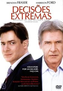 Decisões Extremas - Poster / Capa / Cartaz - Oficial 3