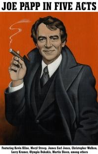 Joe Papp em Cinco Atos - Poster / Capa / Cartaz - Oficial 1