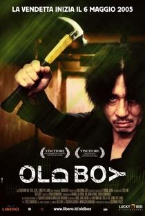 Oldboy - Poster / Capa / Cartaz - Oficial 13