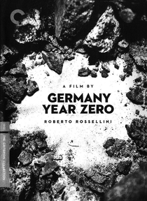 Alemanha, Ano Zero - Poster / Capa / Cartaz - Oficial 1