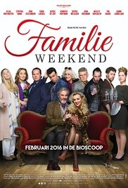 Familieweekend - Poster / Capa / Cartaz - Oficial 1