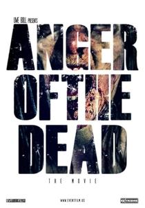A Raiva dos Mortos - Poster / Capa / Cartaz - Oficial 1