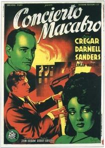 Concerto Macabro - Poster / Capa / Cartaz - Oficial 5