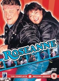 Roseanne (2ª Temporada) - Poster / Capa / Cartaz - Oficial 1