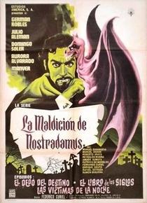 A Maldição de Nostradamus - Poster / Capa / Cartaz - Oficial 2