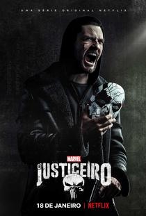 O Justiceiro (2ª Temporada) - Poster / Capa / Cartaz - Oficial 4