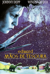 Edward Mãos de Tesoura - Poster / Capa / Cartaz - Oficial 6