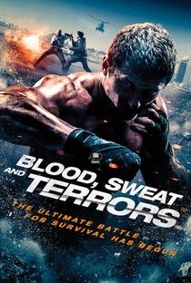 Sangue, Suor e Terror - Poster / Capa / Cartaz - Oficial 1