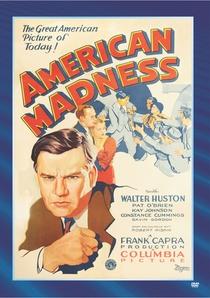 Loucura Americana - Poster / Capa / Cartaz - Oficial 3