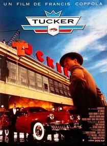 Tucker - Um Homem e seu Sonho - Poster / Capa / Cartaz - Oficial 2