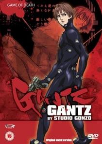Gantz - Poster / Capa / Cartaz - Oficial 21