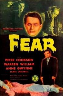 O Temor - Poster / Capa / Cartaz - Oficial 1