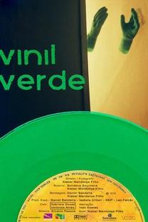 Vinil Verde - Poster / Capa / Cartaz - Oficial 2