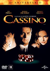 Cassino - Poster / Capa / Cartaz - Oficial 13