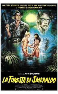 A Floresta das Esmeraldas - Poster / Capa / Cartaz - Oficial 7