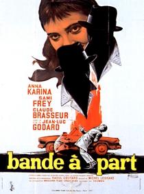 Bando à Parte - Poster / Capa / Cartaz - Oficial 1