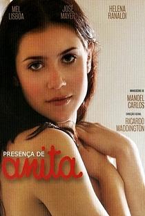 Presença de Anita - Poster / Capa / Cartaz - Oficial 7