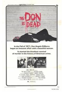 A Morte do Chefão - Poster / Capa / Cartaz - Oficial 1