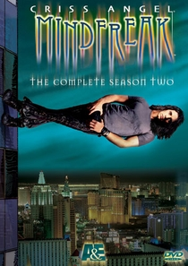 Criss Angel Mindfreak 2º Temporada - Poster / Capa / Cartaz - Oficial 1