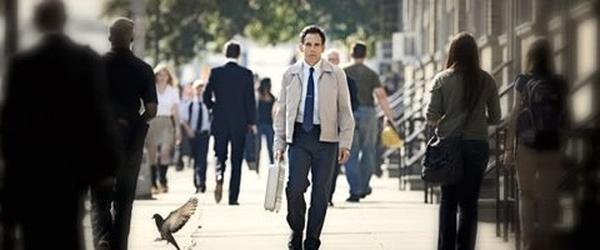 Ben Stiller no excelente trailer, legendado, de A VIDA SECRETA DE WALTER MITTY |