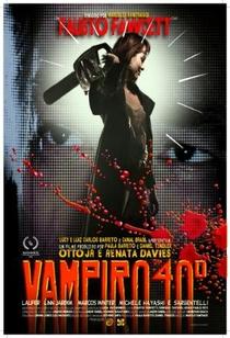 Vampiro 40º - Poster / Capa / Cartaz - Oficial 1