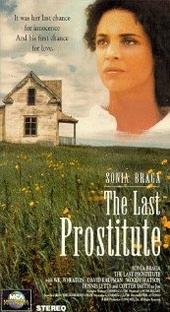 A Última prostituta - Poster / Capa / Cartaz - Oficial 1