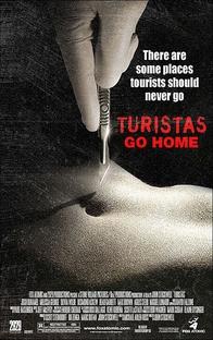 Turistas - Poster / Capa / Cartaz - Oficial 2