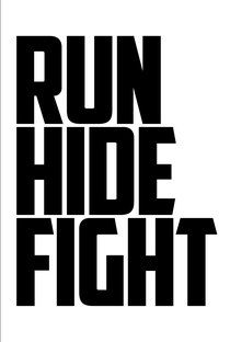 Run Hide Fight - Poster / Capa / Cartaz - Oficial 1