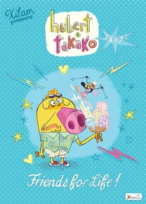 Hubert e Takako - Poster / Capa / Cartaz - Oficial 1