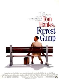 Forrest Gump - O Contador de Histórias - Poster / Capa / Cartaz - Oficial 1