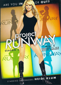 Project Runway (2ª Temporada) - Poster / Capa / Cartaz - Oficial 1