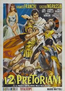 I 2 Pretoriani - Poster / Capa / Cartaz - Oficial 1