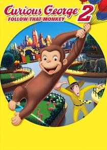 George, o Curioso 2: Siga Aquele Macaco - Poster / Capa / Cartaz - Oficial 3