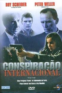 Conspiração  Internacional - Poster / Capa / Cartaz - Oficial 1
