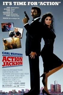 Action Jackson - Poster / Capa / Cartaz - Oficial 4