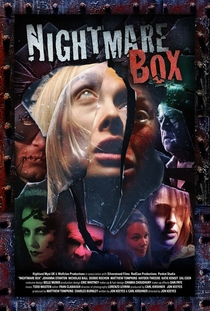 Nightmare Box - Poster / Capa / Cartaz - Oficial 1